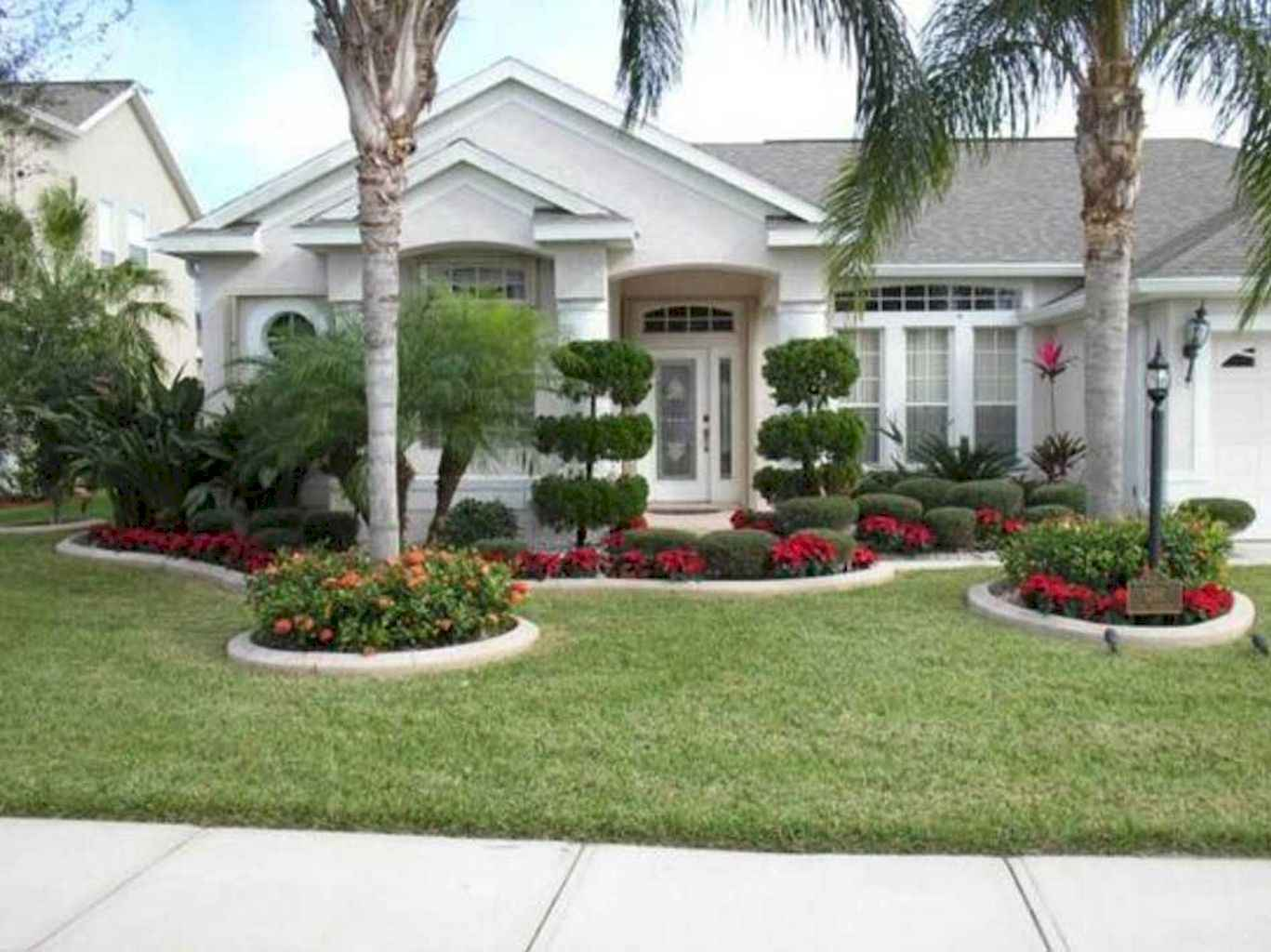 35 Beautiful Frontyard Landscaping Design Ideas and Remodel (29)