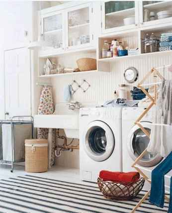45 Rustic Farmhouse Laundry Room Design Ideas and Makeover (40)