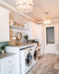 45 Rustic Farmhouse Laundry Room Design Ideas and Makeover (5)