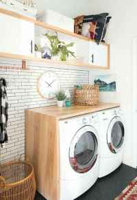 45 Rustic Farmhouse Laundry Room Design Ideas and Makeover (7)