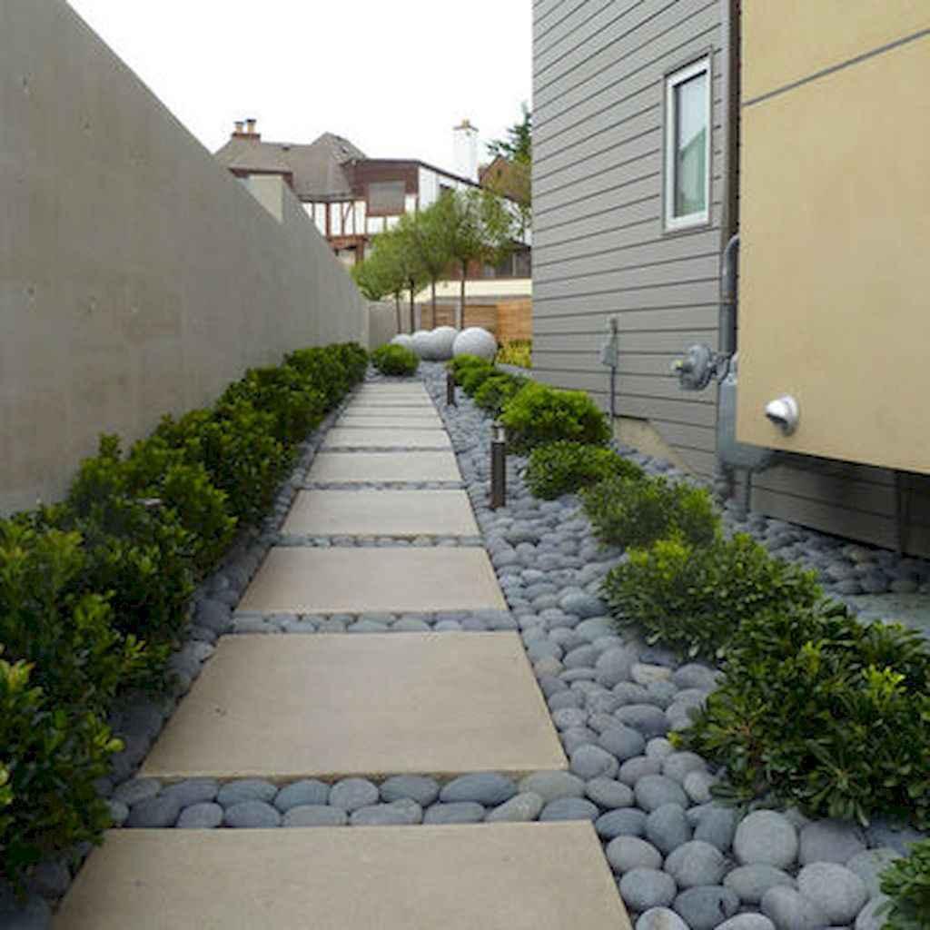 55 Beautiful Side Yard Garden Design Ideas (13)