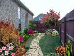 55 Beautiful Side Yard Garden Design Ideas (17)