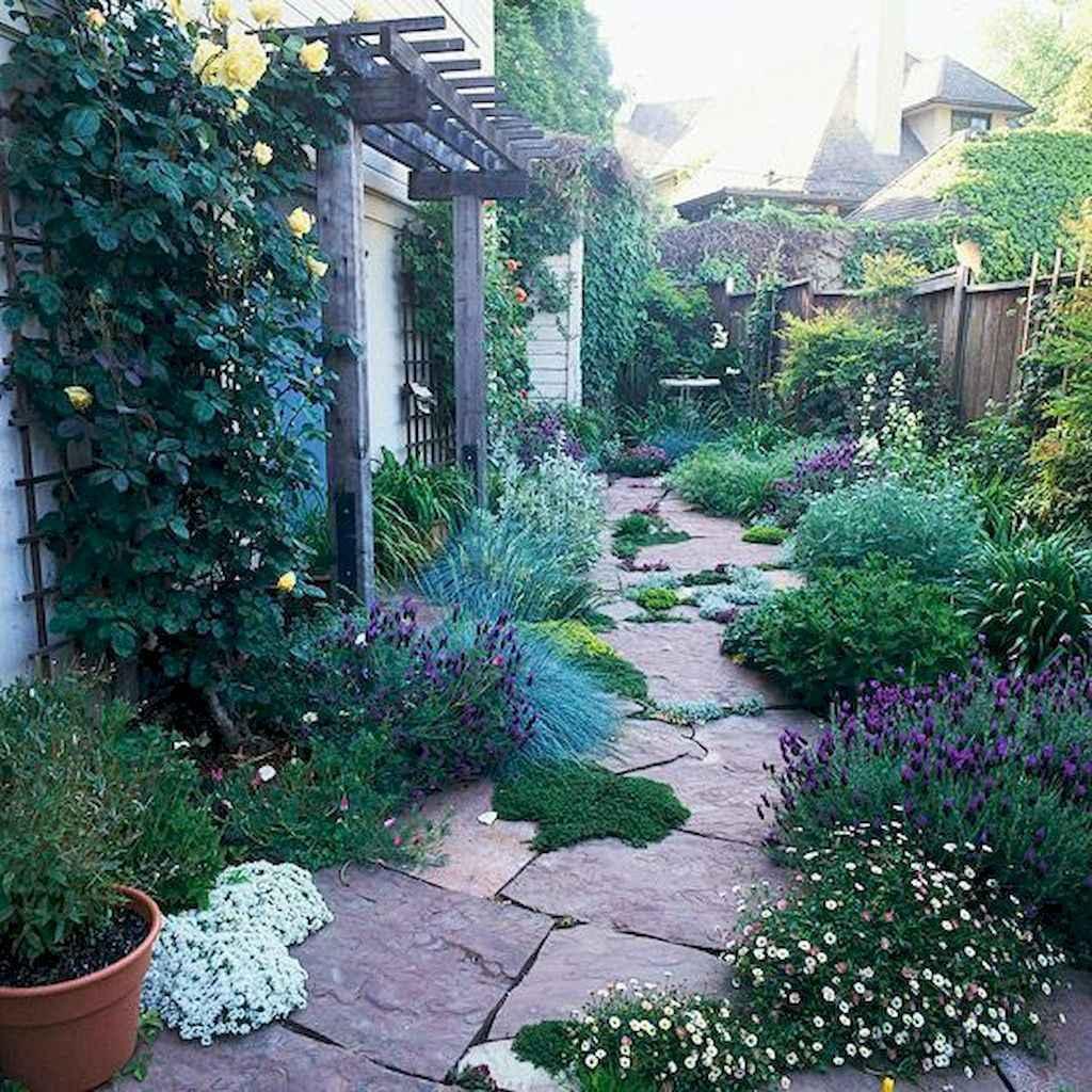55 Beautiful Side Yard Garden Design Ideas (4) - LivingMarch.com
