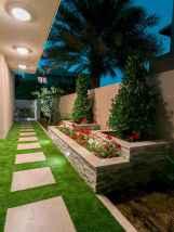 55 Beautiful Side Yard Garden Design Ideas (40)