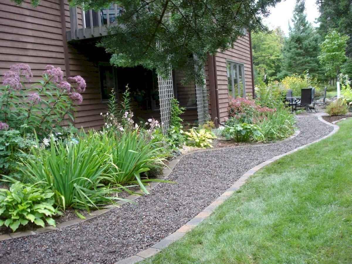 55 Beautiful Side Yard Garden Design Ideas (45)