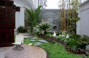 55 Beautiful Side Yard Garden Design Ideas (5)