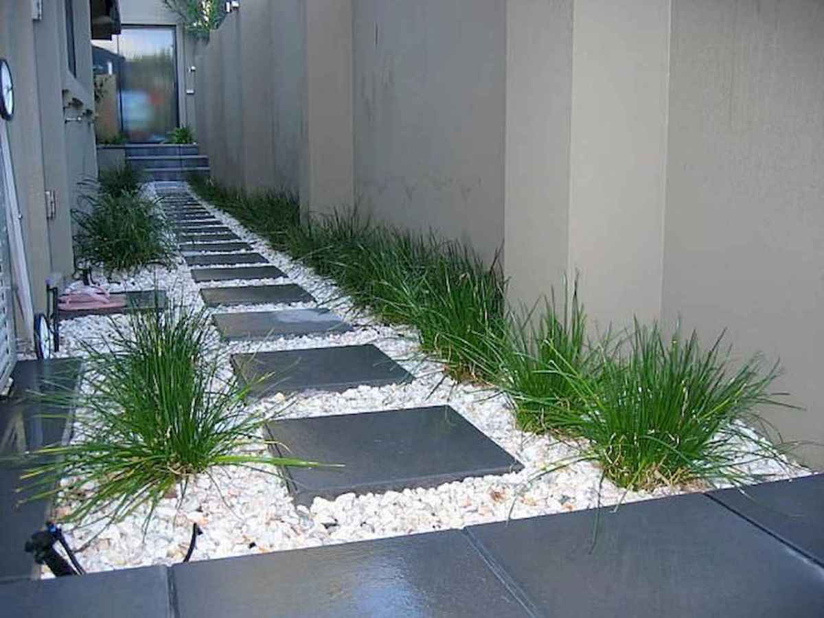 55 Beautiful Side Yard Garden Design Ideas (6)