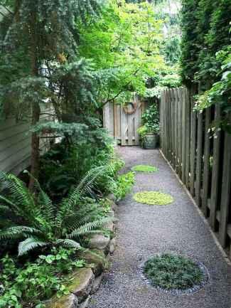 55 Beautiful Side Yard Garden Design Ideas (7)