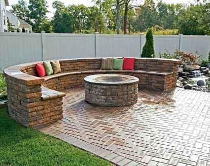 60 Beautiful Backyard Fire Pit Ideas Decoration and Remodel (16)