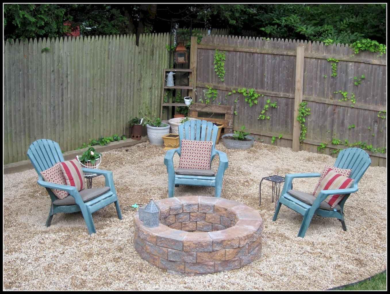 60 Beautiful Backyard Fire Pit Ideas Decoration and Remodel (24)