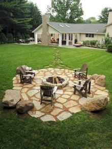 60 Beautiful Backyard Fire Pit Ideas Decoration and Remodel (3)