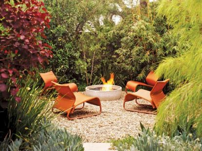 60 Beautiful Backyard Fire Pit Ideas Decoration and Remodel (6)