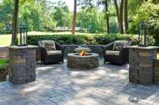 60 Beautiful Backyard Fire Pit Ideas Decoration and Remodel (7)