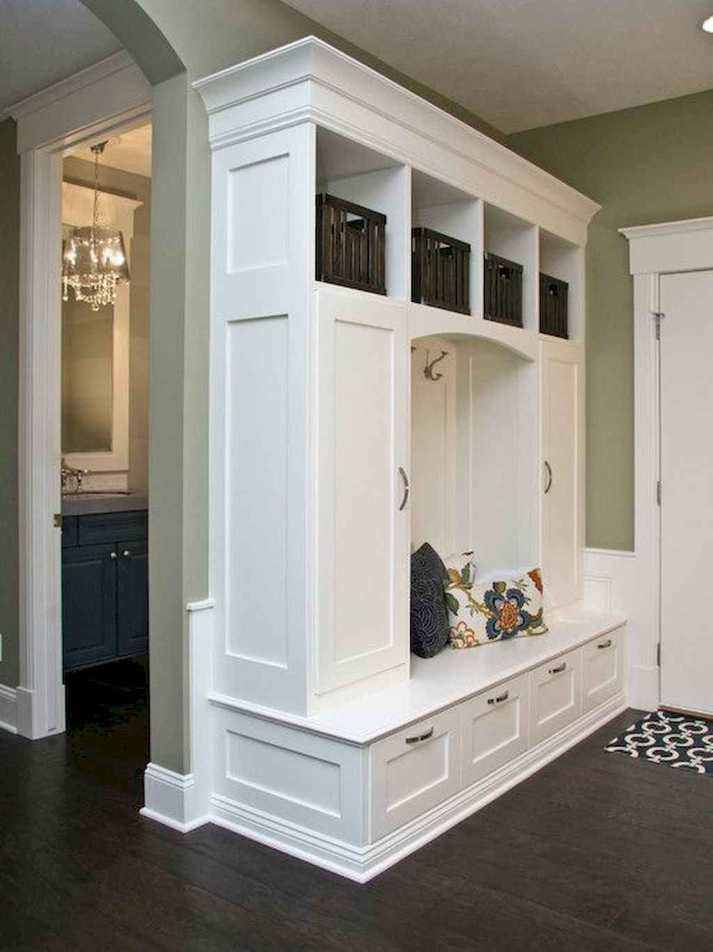 65 Cool Mudroom Design Ideas and Remodel (18)