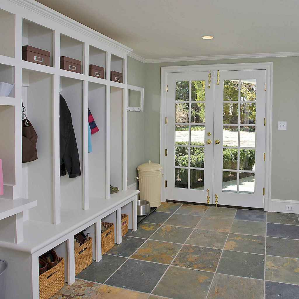 65 Cool Mudroom Design Ideas and Remodel (25)