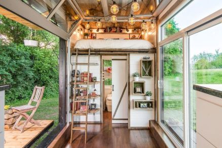 71 Best Small And Unique Tiny House Living Design Ideas (1)