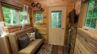 71 Best Small And Unique Tiny House Living Design Ideas (14)