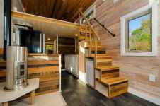 71 Best Small And Unique Tiny House Living Design Ideas (27)