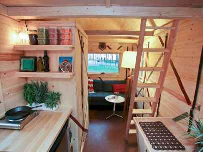 71 Best Small And Unique Tiny House Living Design Ideas (38)