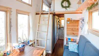 71 Best Small And Unique Tiny House Living Design Ideas (6)