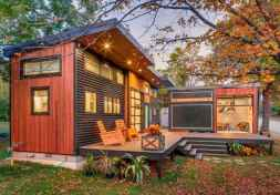 71 Best Small And Unique Tiny House Living Design Ideas (9)