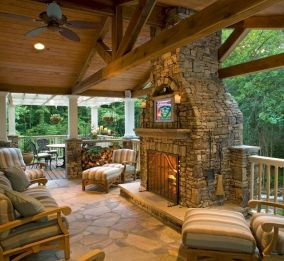 73 Best Outdoor Rooms Design And Decor Ideas (4)