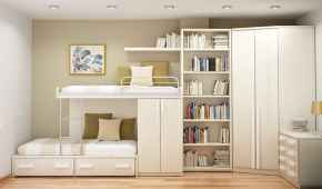 78 Best Small Bedroom Design And Decor Ideas (38)