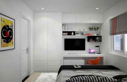 78 Best Small Bedroom Design And Decor Ideas (43)