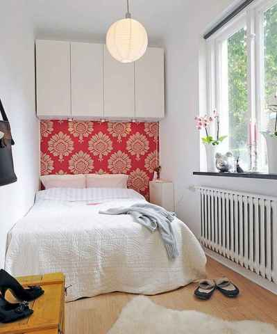 78 Best Small Bedroom Design And Decor Ideas (49)