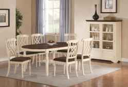 100 Awesome Vintage Dining Table Design Ideas Decorations And Remodel (18)