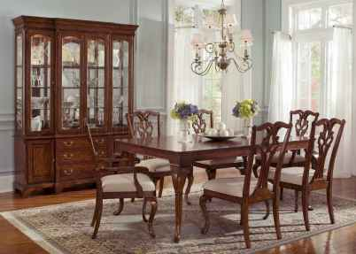 100 Awesome Vintage Dining Table Design Ideas Decorations And Remodel (2)