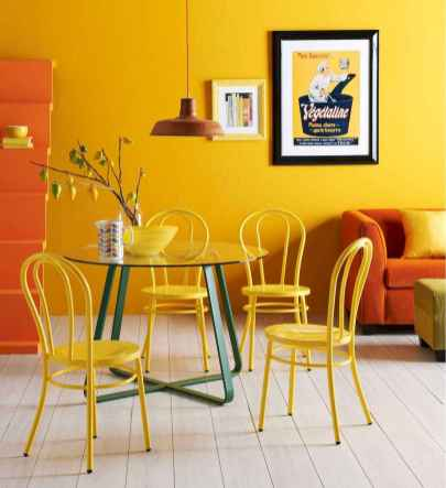 100 Awesome Vintage Dining Table Design Ideas Decorations And Remodel (21)