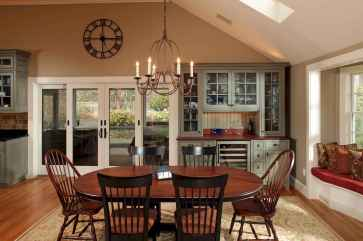 100 Awesome Vintage Dining Table Design Ideas Decorations And Remodel (22)