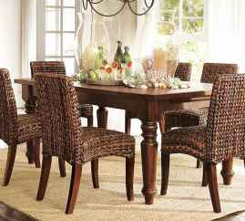 100 Awesome Vintage Dining Table Design Ideas Decorations And Remodel (23)