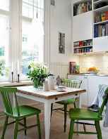 100 Awesome Vintage Dining Table Design Ideas Decorations And Remodel (29)