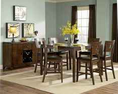 100 Awesome Vintage Dining Table Design Ideas Decorations And Remodel (33)