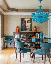 100 Awesome Vintage Dining Table Design Ideas Decorations And Remodel (53)