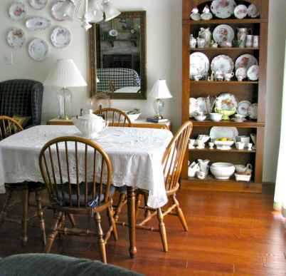 100 Awesome Vintage Dining Table Design Ideas Decorations And Remodel (54)