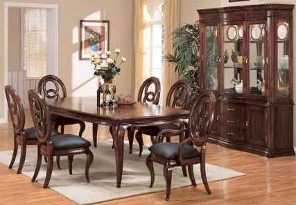 100 Awesome Vintage Dining Table Design Ideas Decorations And Remodel (61)