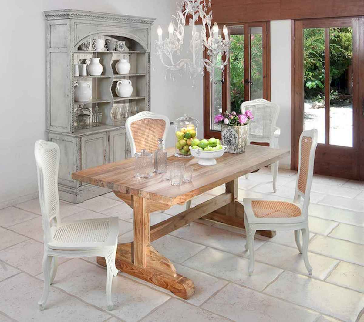 100 Awesome Vintage Dining Table Design Ideas Decorations And Remodel (88)