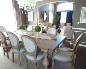 100 Awesome Vintage Dining Table Design Ideas Decorations And Remodel (97)