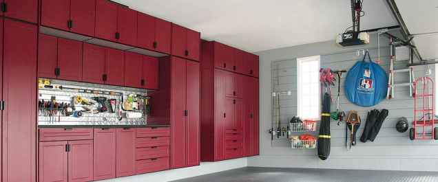 50 Awesome Garage Organization Ideas Decorations And Makeover (28)