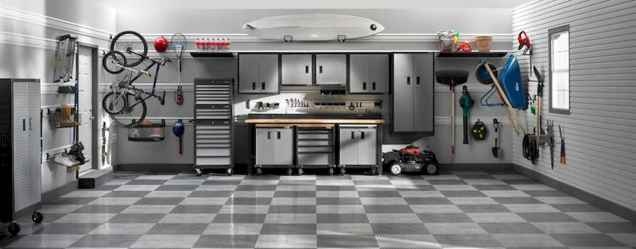 50 Awesome Garage Organization Ideas Decorations And Makeover (42)