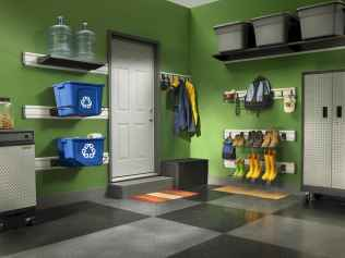 50 Awesome Garage Organization Ideas Decorations And Makeover (6)