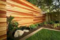 50 Stunning Backyard Privacy Fence Ideas Decorations And Remodel (15)