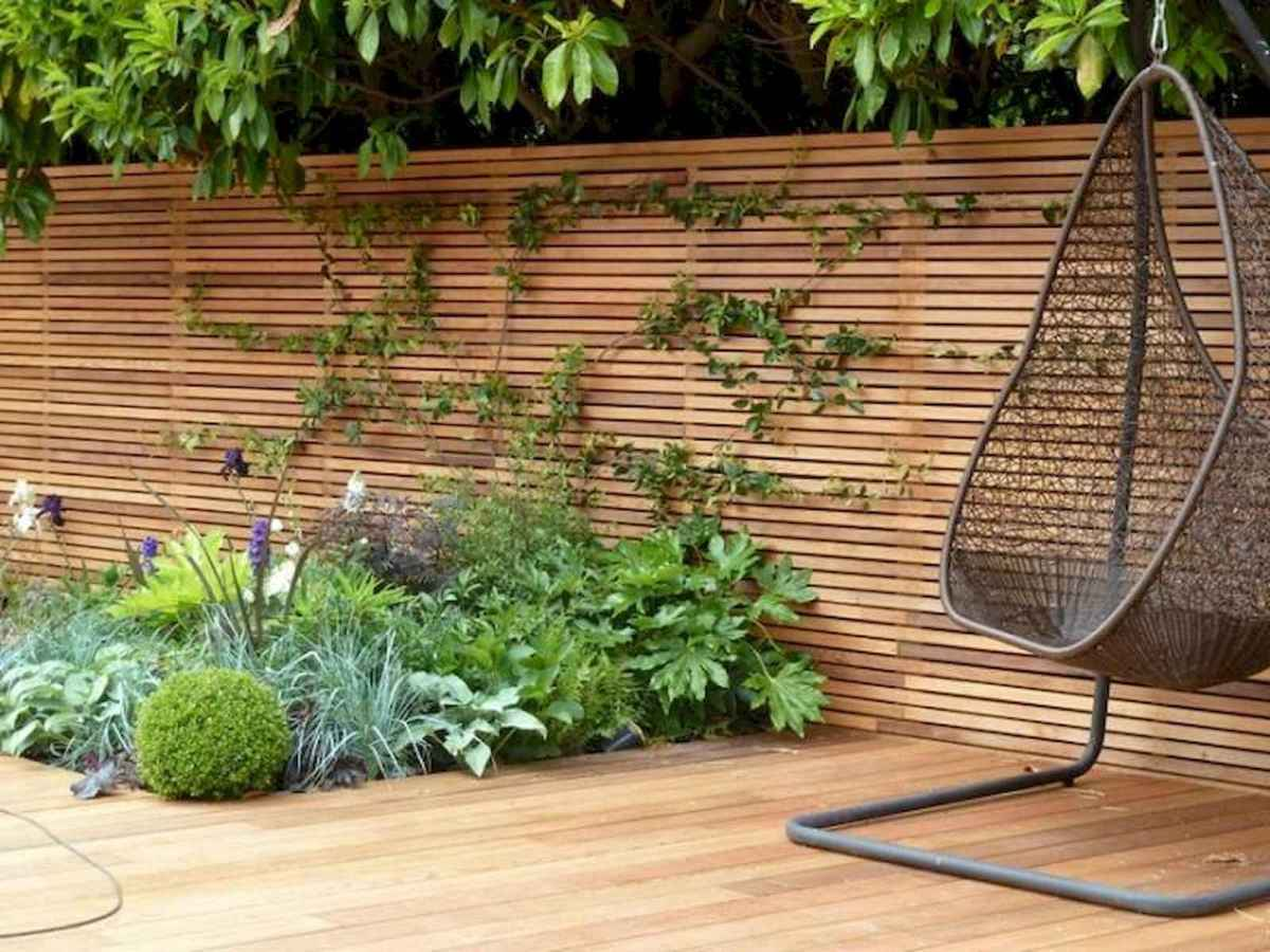 50 Stunning Backyard Privacy Fence Ideas Decorations And Remodel (32)