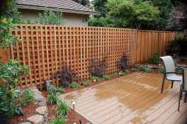 50 Stunning Backyard Privacy Fence Ideas Decorations And Remodel (36)