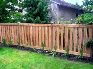 50 Stunning Backyard Privacy Fence Ideas Decorations And Remodel (40)