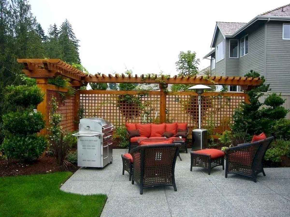 50 Stunning Backyard Privacy Fence Ideas Decorations And Remodel (46)