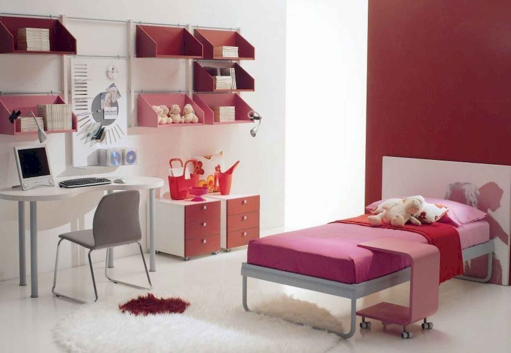 60 Gorgeous College Dorm Room Decorating Ideas And Makeover (11)